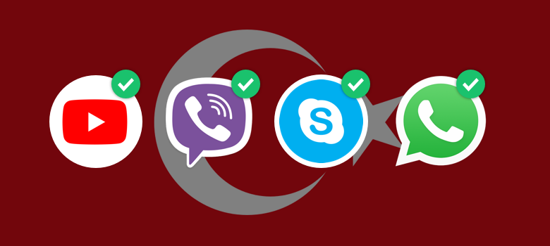 How To Unblock WhatsApp Calling and YouTube in Turkey