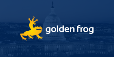 Golden Frog Attends i2C Breakfast, Talks Email Privacy Act with Congressman Yoder