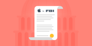 Golden Frog Submits Amicus Brief in Support of Apple