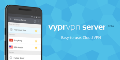 Take Control of your Network with VyprVPN Server