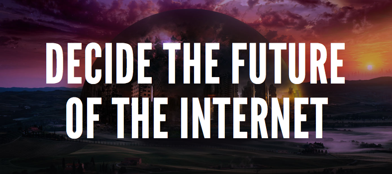 Decide the Future of the Internet: Tell Congress to Stop CISA