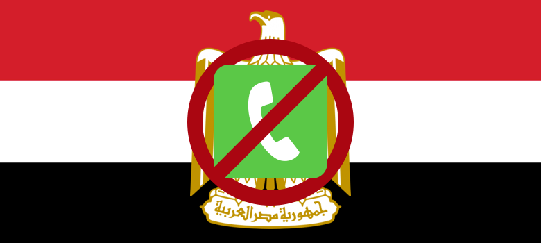 Egypt Increases Censorship, Blocks VoIP Services
