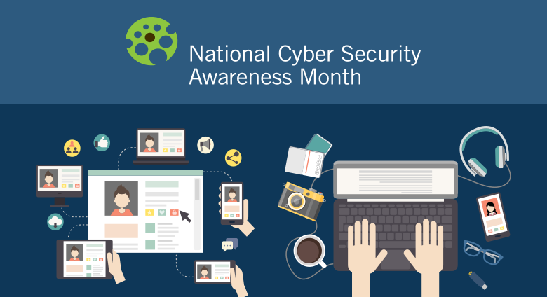 National Cyber Security Awareness Month: October 2016