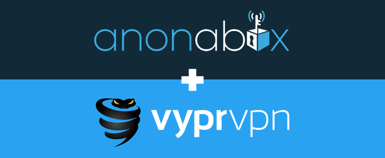 VyprVPN Partners with Anonabox