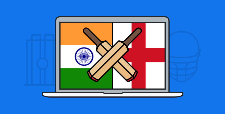 How To Watch India vs. England Live for Free