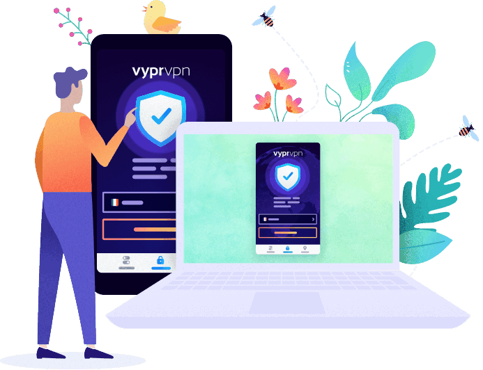 VyprVPN is the best VPN provider when it comes to privacy, speed and secure connections.