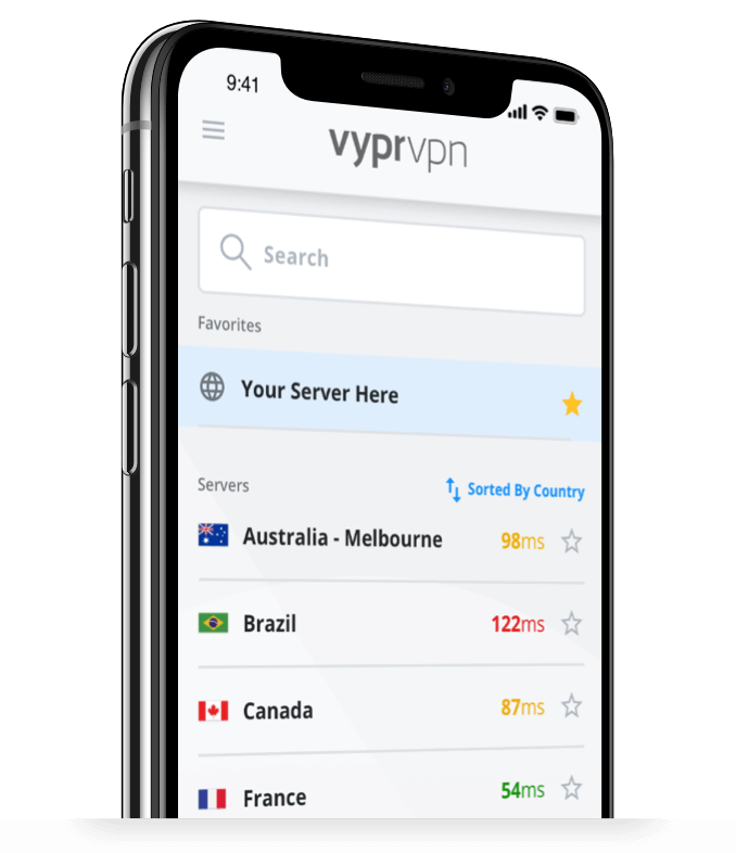 Take control of your network with our Business Cloud VPN - VyprVPN for Business